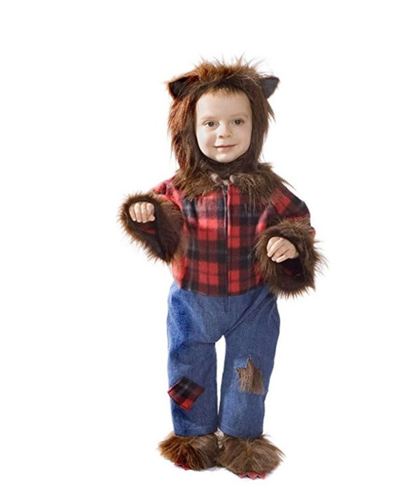 halloween scary costumes ideas werewolve