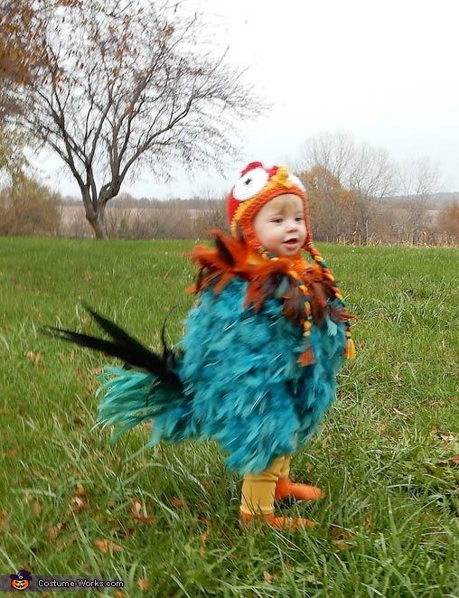 hei hei toddler costume ideas