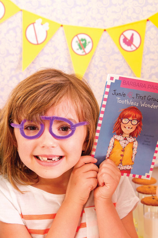 junie b jones toothless wonder outfit