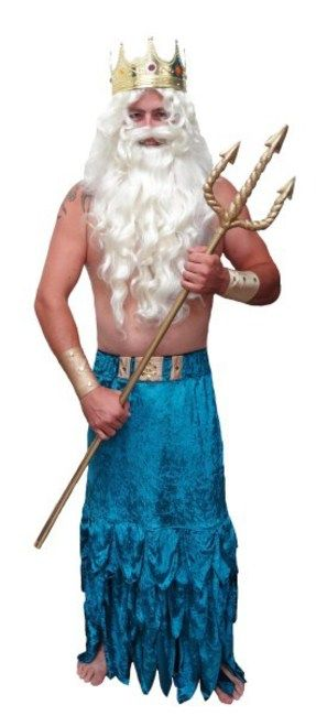 king triton halloween costume ideas for fathers
