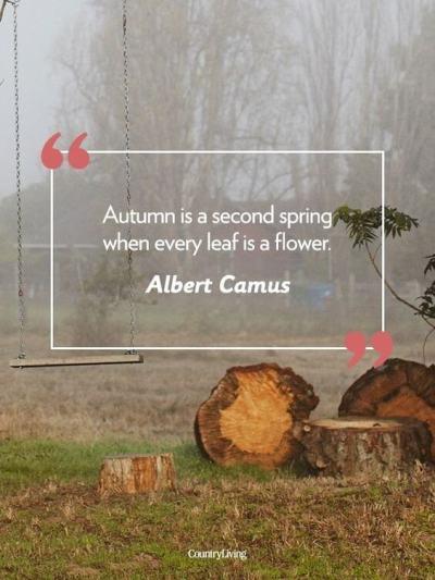 best autumn quotes