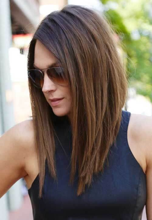 formal straight strands