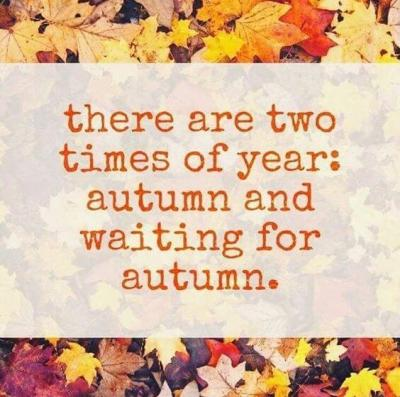 love for autumn quotes