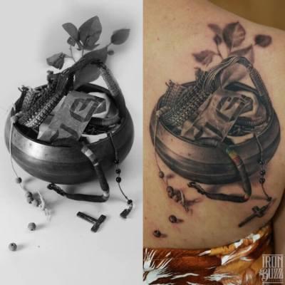 beginning bowl tattoo ideas