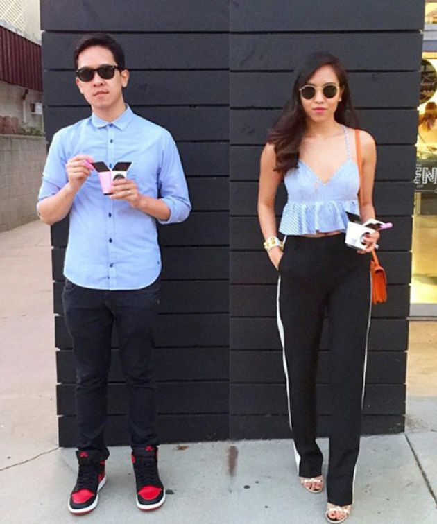 cute stylish matching outfits for boyfriend and girlfriend