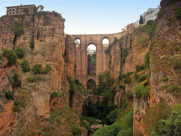Puente Del Tajo Spain