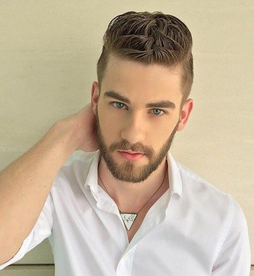men haircut types-french crop