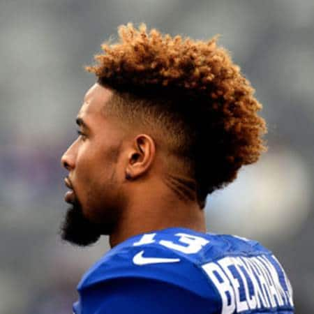 Odell Beckham faded haircut ideas for 2019