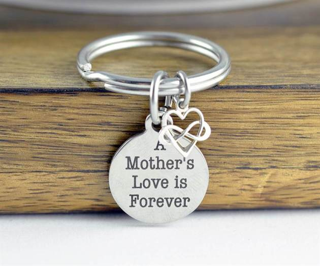 keychain gift for mom
