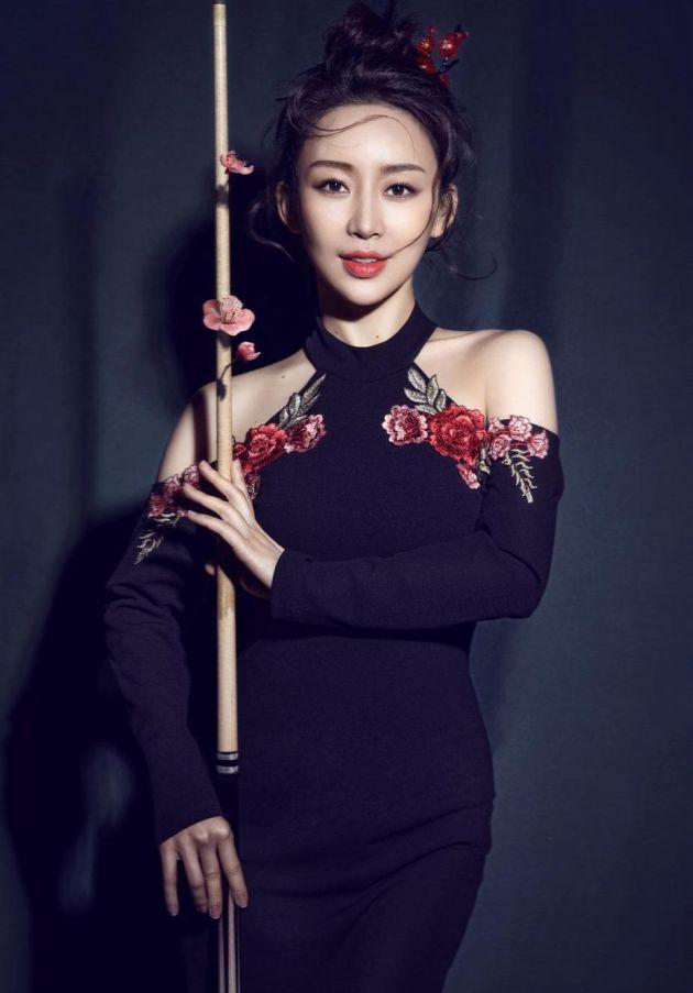 talented asian women pan xiaoting
