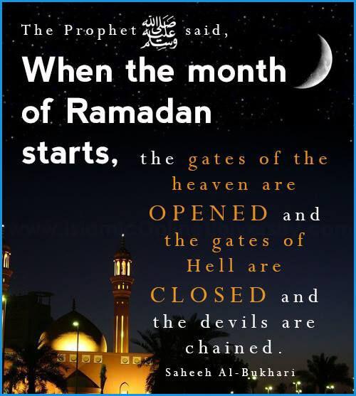 ramadan islamic quotes