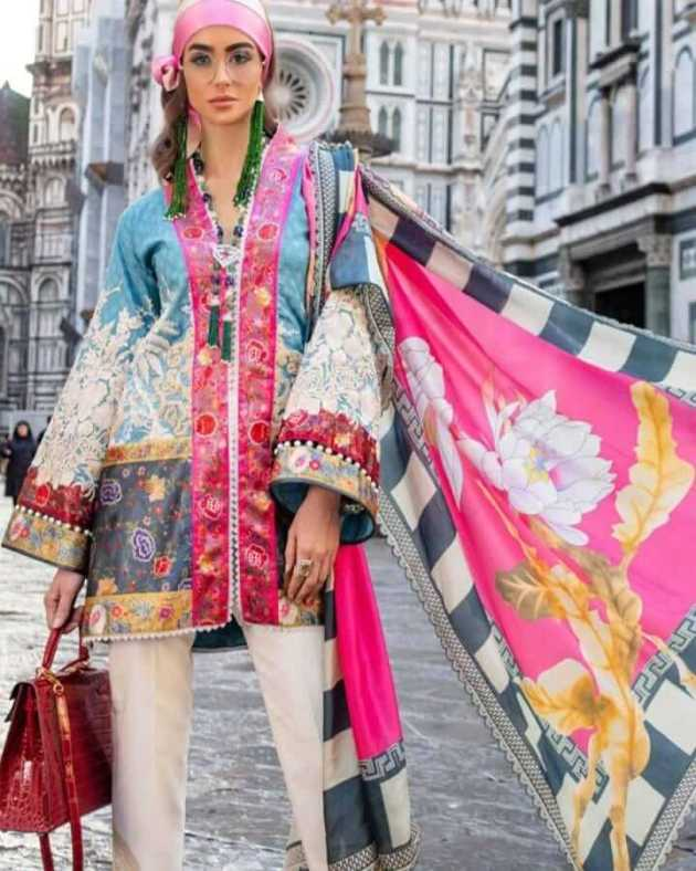 Sana Safinaz Fashion Trends 2019