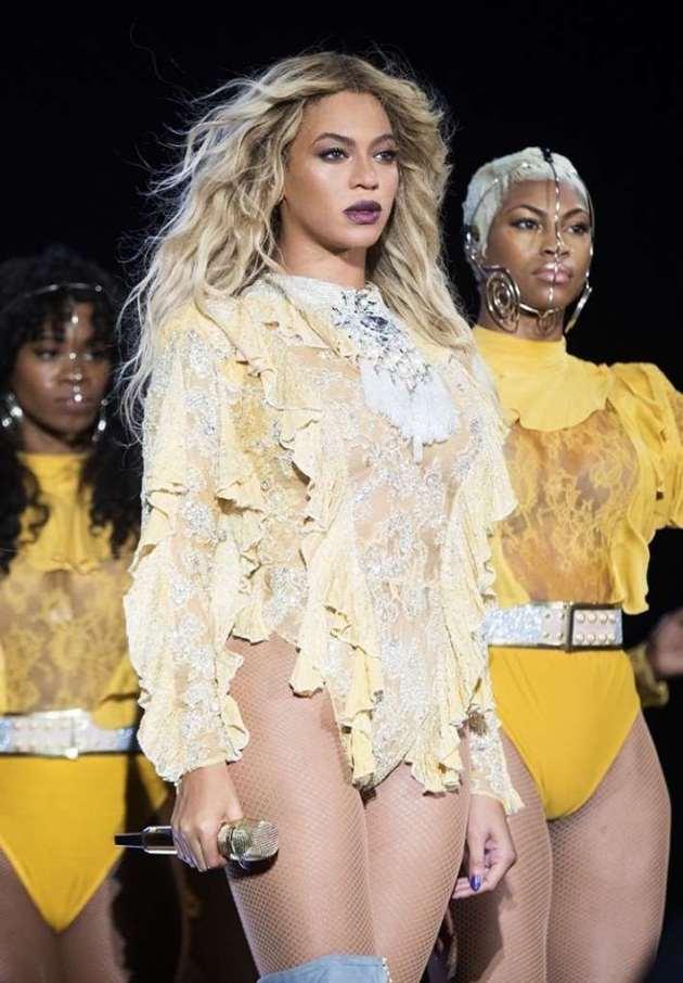 hot Beyoncé