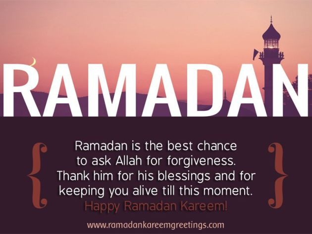 best Ramadan Kareem messages for Whatsapp