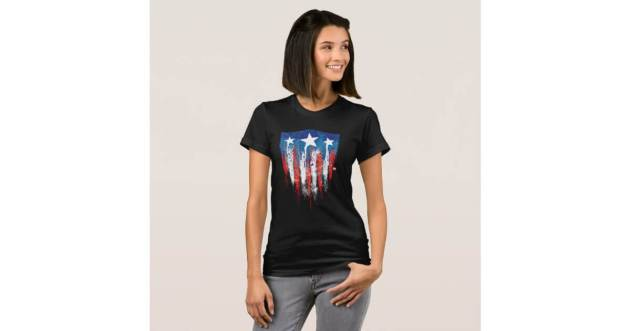 cool captain america retro t-shirt ideas for women