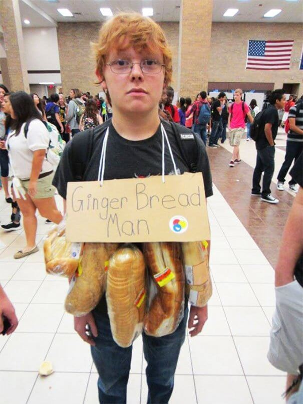 funny nerds halloween costume ideas