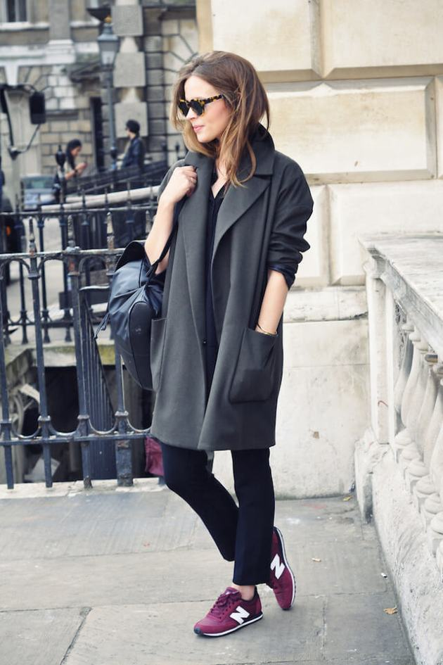 fall coat outfits