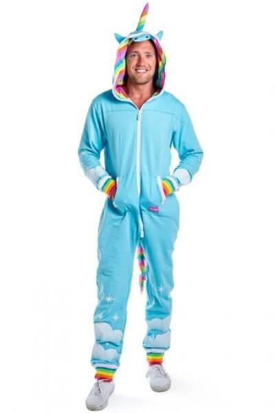 funny unicorn onesies for men
