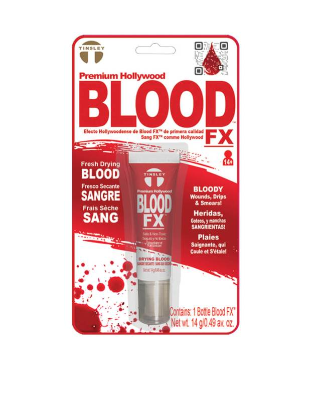premium hollywood fake blood