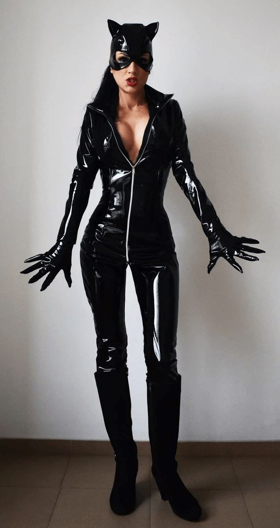 sexy catwoman costume ideas for halloween