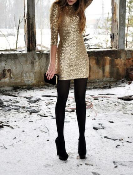 new years eve party sequin dress ideas for girls