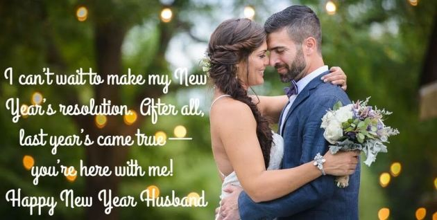 happy new year resolution messages for husband