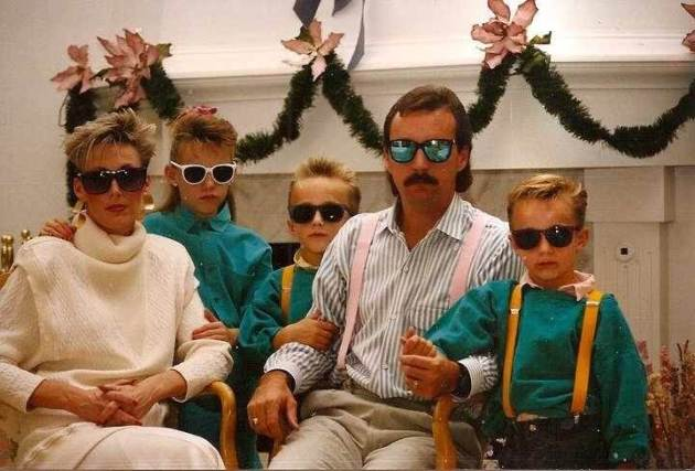 worst ideas of family christmas pictures