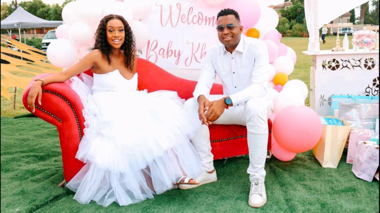 Itumeleng Khune & Abdul Khoza show love to their wives