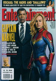 Entertainment Weekly No More