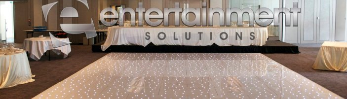 fairylight led dance floor
