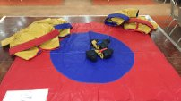 Adults and kids sumo suits