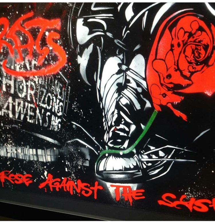 RATS (Rose Against The System) will be performed at Wales Millennium Centre