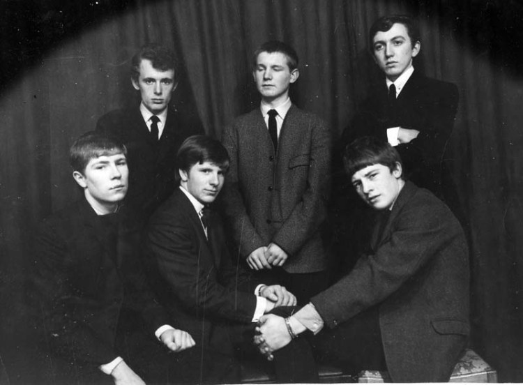 Pieces of Mind (pictured in their 1960s heyday) will be performing at Newport's Pen & Wig this October.