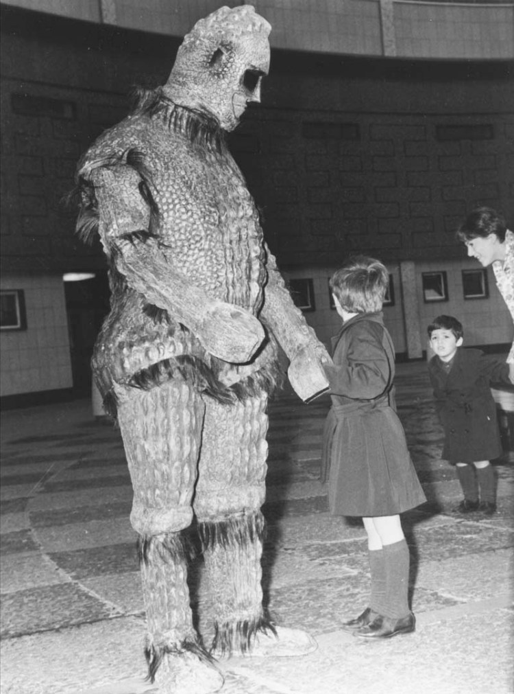 One of the best remembered monsters from The  Doctor Who  series,  The Ice Warriors , are celebrated in the documentary,  I Was A Doctor Who Monster!