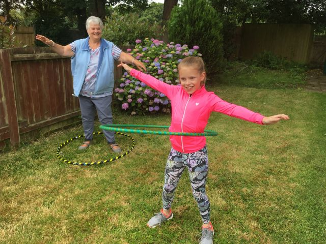 Newport's Big Splash Festival will be holding free Hula Hoop classes in conjunction with Western Power.
