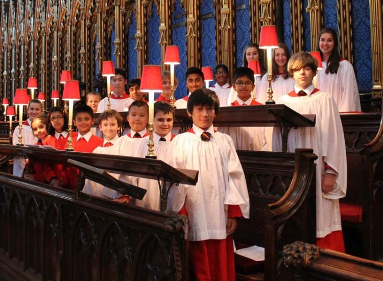 Cardiff Metropolitan Cathedral Choir Will Perform a Lunchtime Concert at St David's Hall, Cardiff on November 27