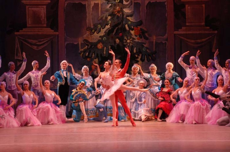 S Russian State Ballet & Orchestra of Siberia present The Nutcracker  at St.David's Hall, Cardiff (Fri 21 – Mon 24 Dec)