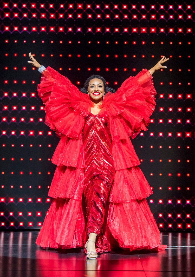 Motown The Musical at Wales Millennium Centre Photo: Tristram Kenton