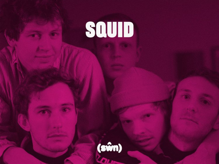 Squid will appear at Cardiff's award-winning festival, Sŵn
