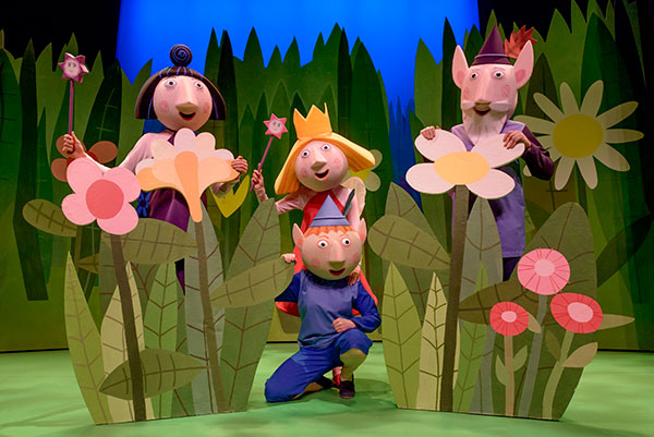 Ben & Holly's Little Kingdom Plays Cardiff's New Theatre on July 6 & 7, 2019