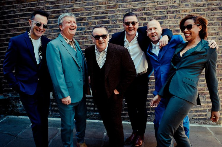 Squeeze play Cardiff's St David's Hall on November 13
