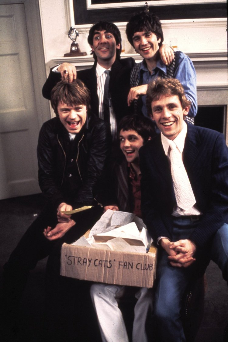 David Essex stars alongside Paul Nicholas, Keith Moon, Dave Edmunds and Karl Howman in Stardust, now fully restored reissued on DVD and Blu-Ray on October 21 as part Studio Canal's Vintage Classics collection.