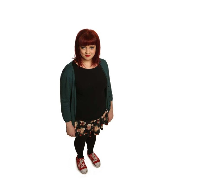 Angela Barnes plays Cardiff's Glee Club on Wednesday, October 16, 2019