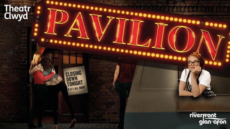 Theatr Clywd's Pavilion which plays Newport's Riverfront Theatre from October 22 – 25.