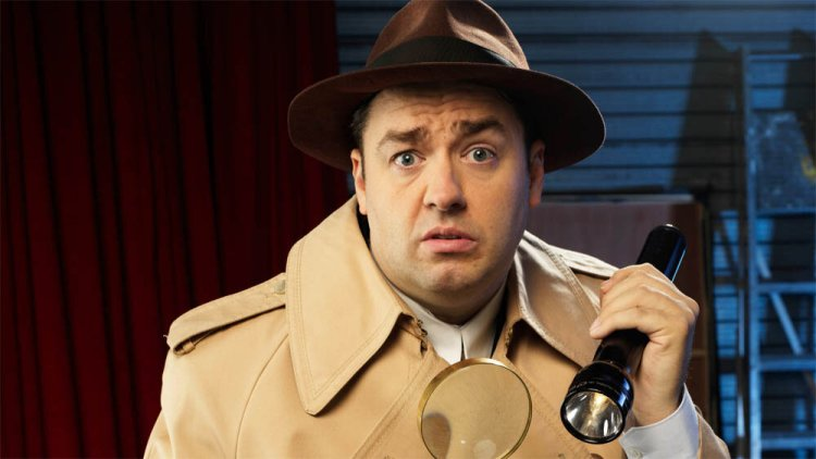 Jason Manford comes to Cardiff's New Theatre from October 14 -19 in the hit musical comedy, Curtains.