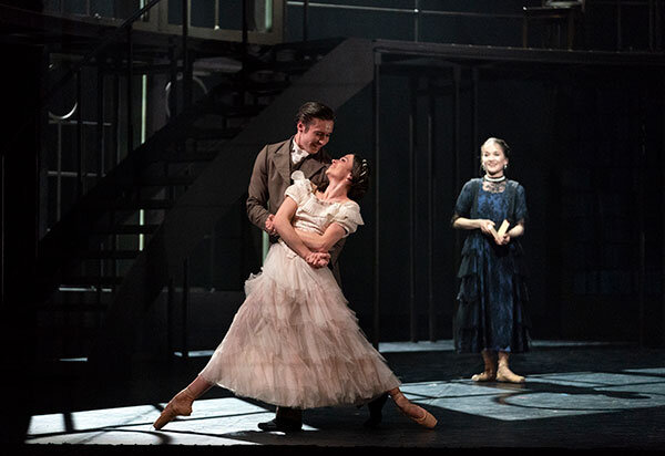 Northern Ballet presented Victoria at Cardiff's New Theatre in May 2019