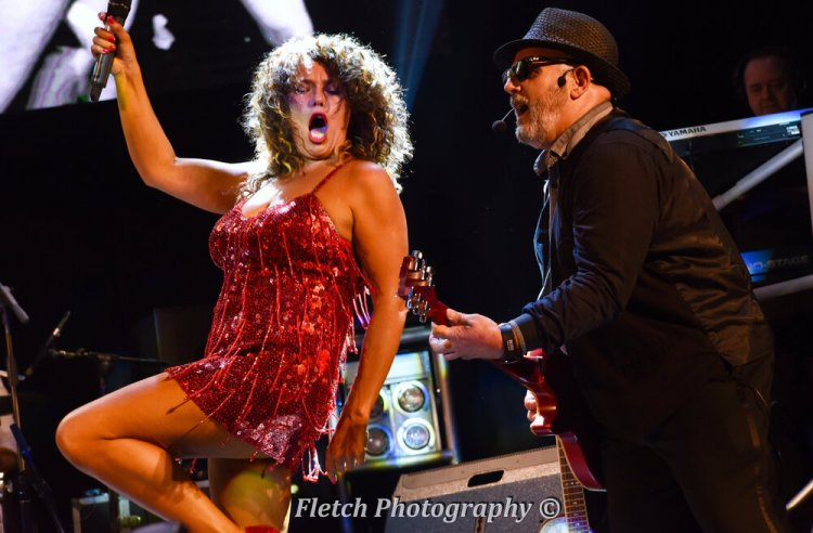 Totally Tina plays The Riverfront Theatre and Arts Centre, Newport on February 29, 2020