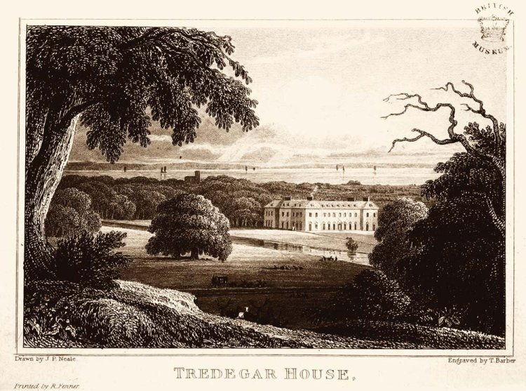 Matters of the occult a Newport'st Tredegar House are recalled in Mark Rees book,  Paranormal Wales.