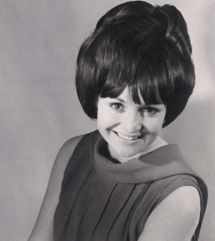 1960s chart star Maureen Evans came from South Wales
