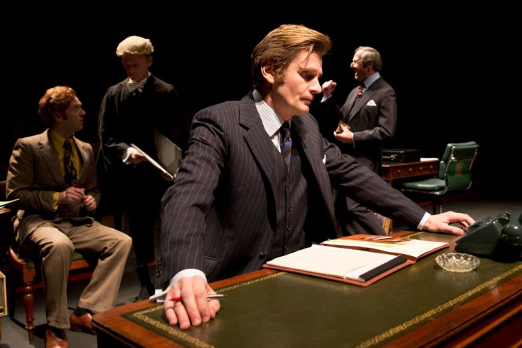 Charles-Edwards-as-Jack-Weatheril in This House Picture: Johan Persson